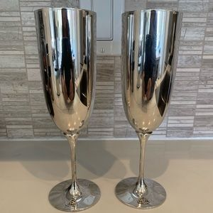 Maybach Set of 2 Champagne flutes